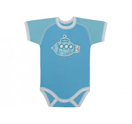 Body maneca scurta bebe /PO4