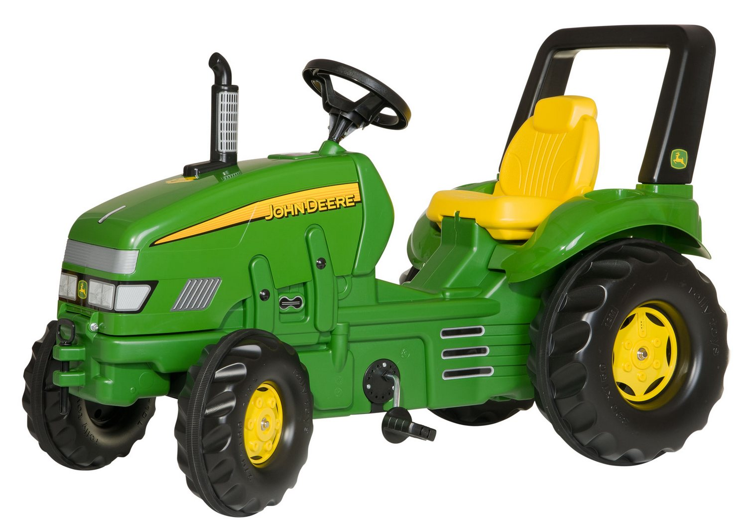 Tractor cu pedale Rolly Toys, John Deere X-Trac
