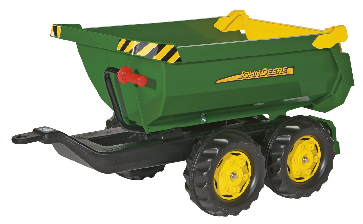 Remorca Rolly Toys, rollyHalfpipe John Deere