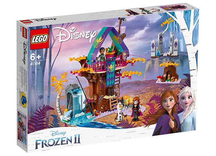 LEGO Disney Princess, Casuta din copac fermecata, 41164