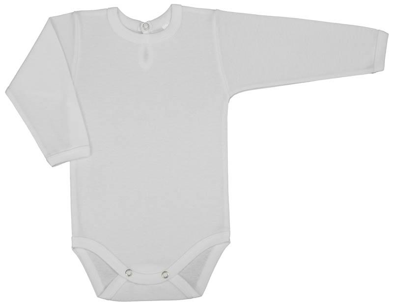 Body bebe cu gat rotund /Basic