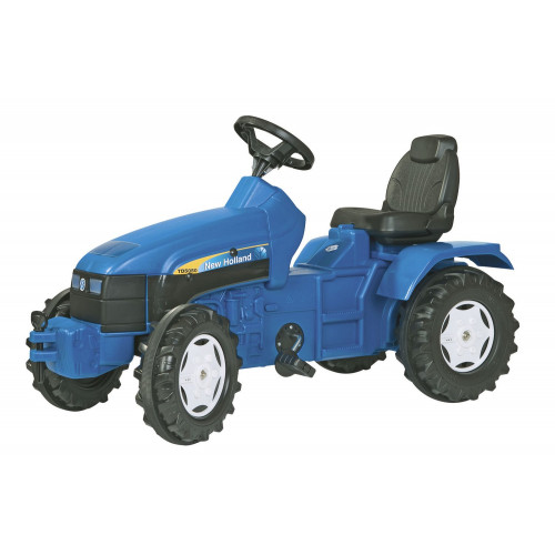 036219 - Tractor cu pedale Rolly Toys, New Holland TD 5050