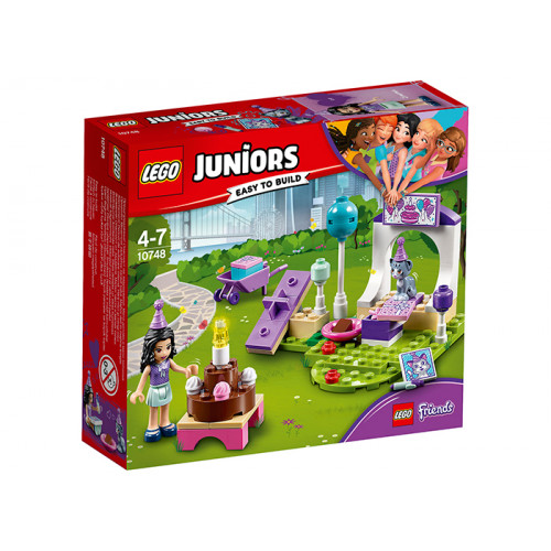 LEGO Juniors, Petrecerea Emmei, 10748