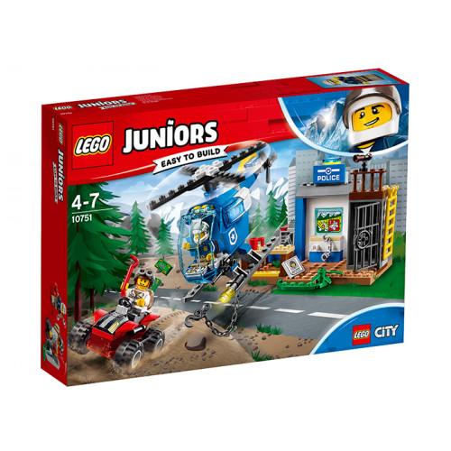 LEGO Juniors, Urmarire pe munte, 10751