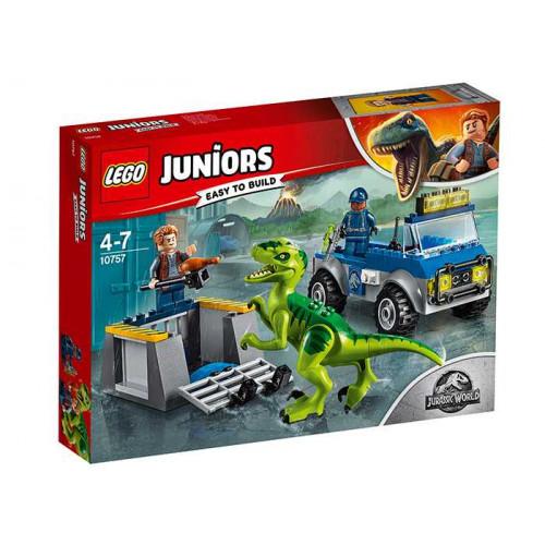 LEGO Juniors, Camionul de salvare al Raptorului 10757