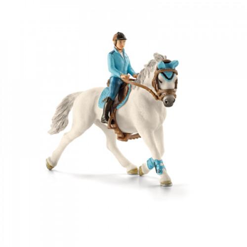 Figurina Schleich 42111, Horses, Calaret de competitie