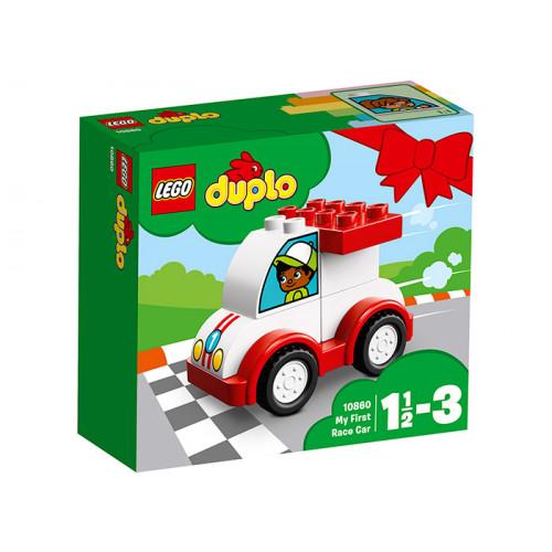LEGO DUPLO, Prima mea masina de curse, 10860