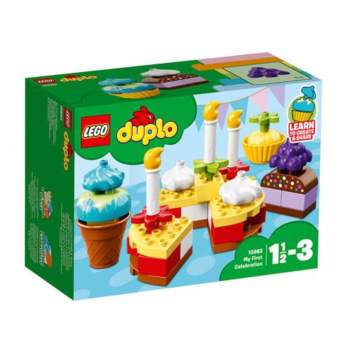 LEGO DUPLO, Prima mea festivitate, 10862