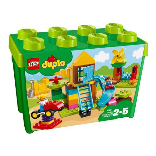 LEGO DUPLO, Cutie mare de caramizi pentru terenul de joaca, 10864