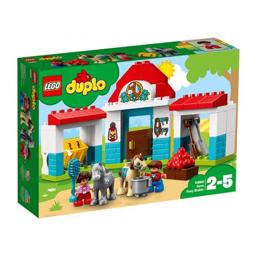 LEGO DUPLO, Grajdul poneilor, 10868