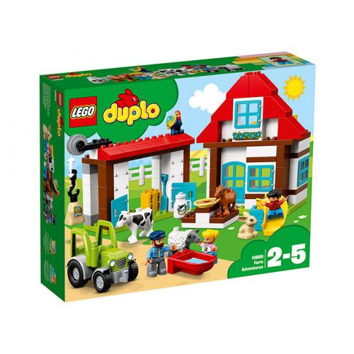 LEGO DUPLO, Aventuri la ferma, 10869