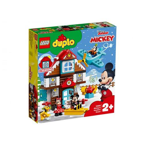 LEGO DUPLO, Casa de vacanta a lui Mickey, 10889