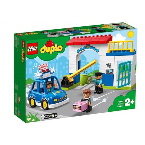 LEGO DUPLO, Sectie de politie, 10902