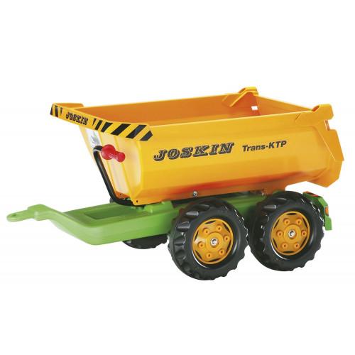 122264 - Remorca Rolly Toys, Joskin rollyHalfpipe
