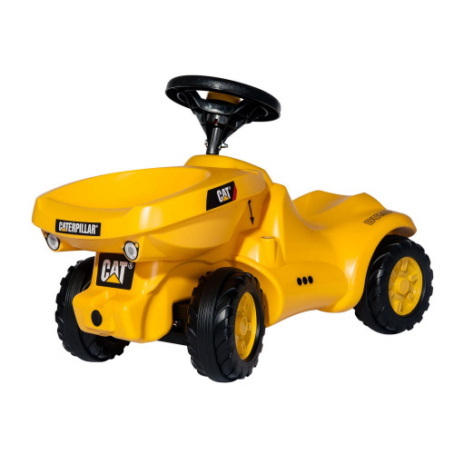 132249 - Tractor fara pedale Rolly Toys, CAT Dumper Minitrac