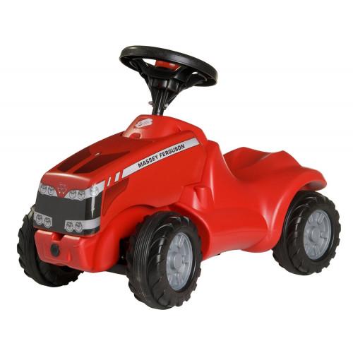 132331 - Tractor fara pedale Rolly Toys, Massey Ferguson