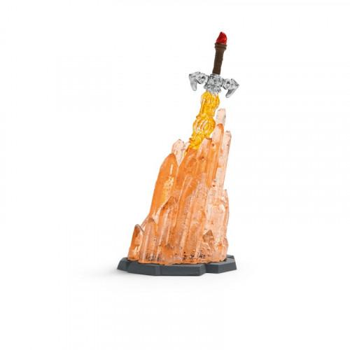Set Figurine Schleich Sabie De Foc Magica El Drador - 42155