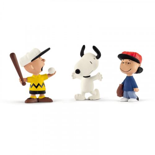 Figurina Schleich 22043, Set peisaj Baseball
