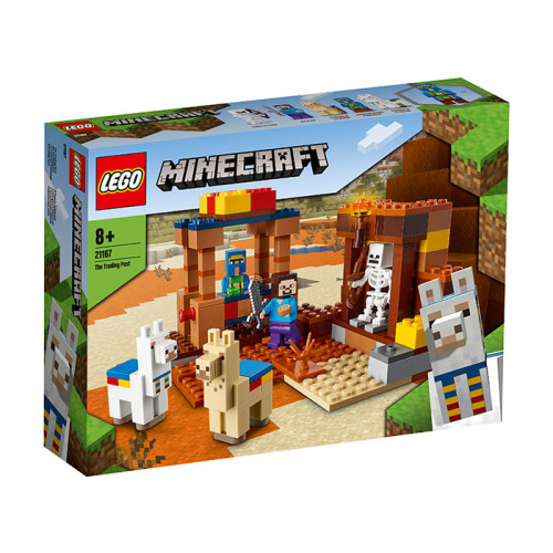 LEGO Minecraft, Punct comercial 21167