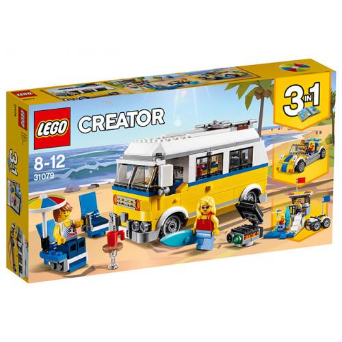 LEGO Creator, Rulota surferului, 31079