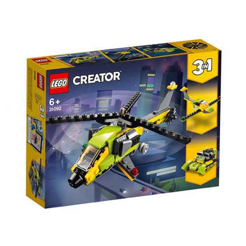 LEGO Creator, Aventura cu elicopterul 31092