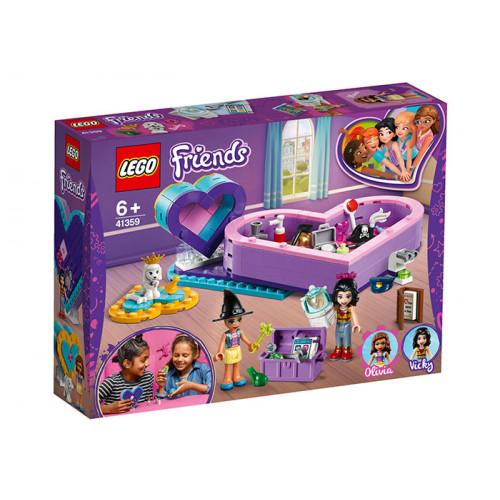 LEGO Friends, Pachetul prieteniei în forma de inima 41359