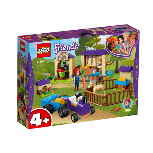 LEGO Friends, Grajdul Miei 41361