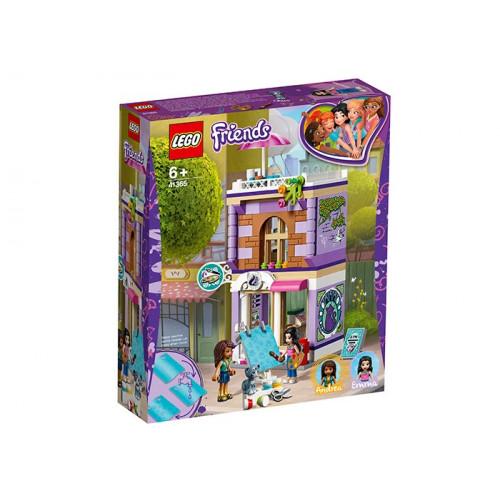 LEGO Friends, Atelierul de artă al Emmei 41365