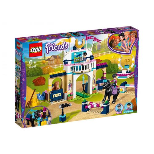 LEGO Friends, Sariturile cu calul lui Stephanie 41367
