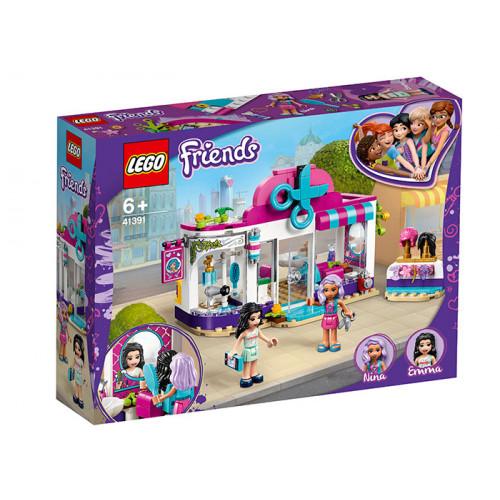LEGO Friends, Salonul de coafura din orasul Heartlake, 41391