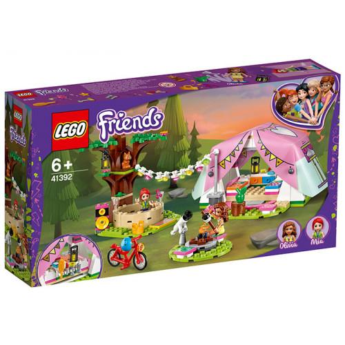 LEGO Friends, Camping luxos in natura 41392