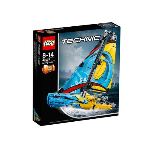 LEGO Technic, Iaht de curse, 42074