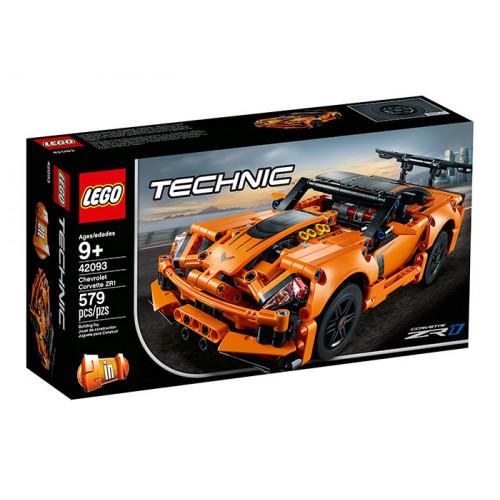 LEGO Technic, Chevrolet Corvette ZR1, 42093