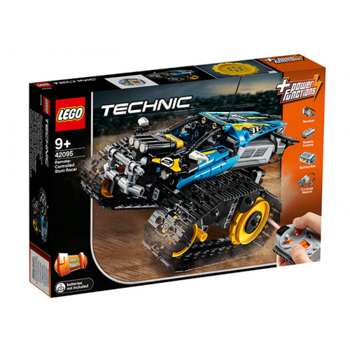 LEGO Technic, Masinuta de cascadorii, 42095
