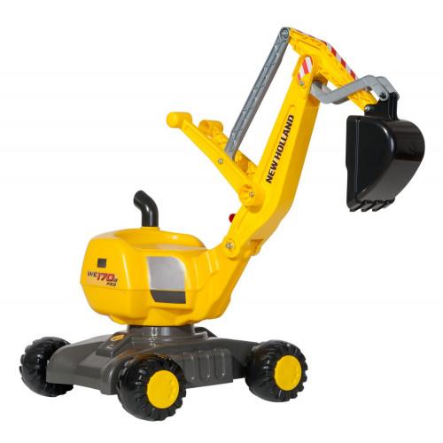 421091 - Excavator cu roti Rolly Toys, New Holland