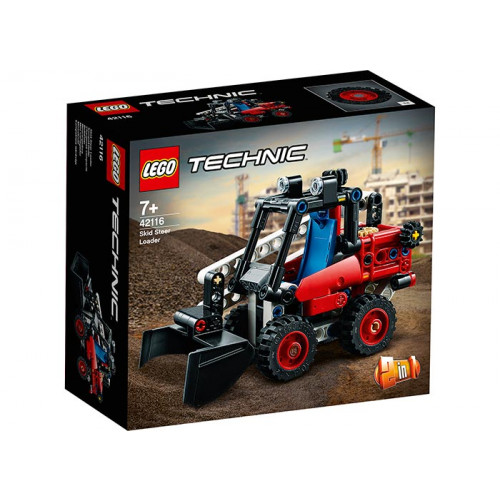 LEGO Technic, Mini incarcator 42116