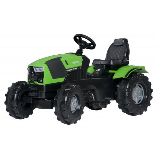601240 - Tractor cu pedale Rolly Toys, Deutz-Fahr 5120
