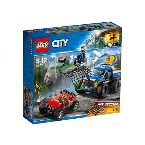 LEGO City, Goana pe teren accidentat, 60172