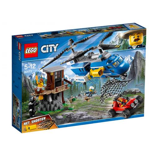 LEGO City, Arest pe munte, 60173