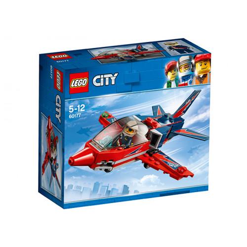 LEGO City, Spectacol aviatic, 60177