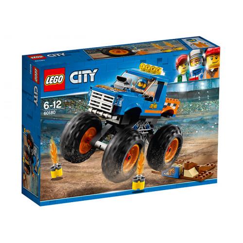 LEGO City, Camion gigant, 60180