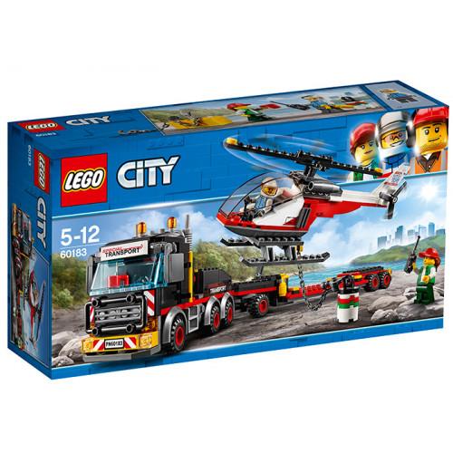 LEGO City, Transport de Incarcaturi grele, 60183