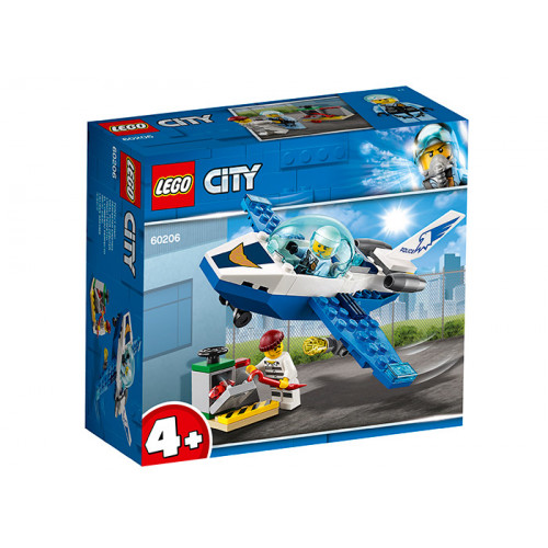 LEGO City Police, Avionul politiei aeriene 60206