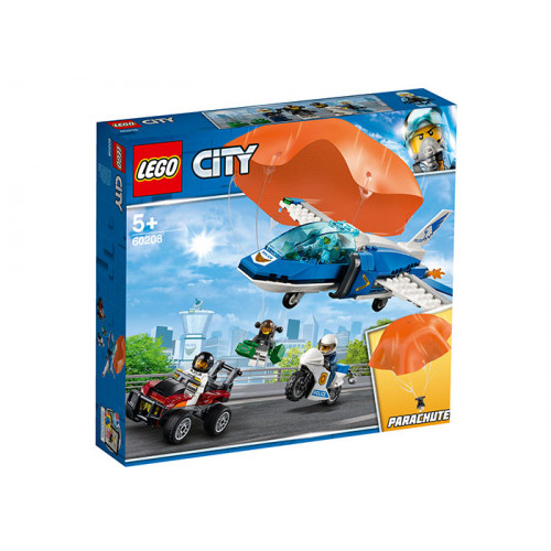 LEGO City, Arest cu parașutiști al poliției aeriene 60208