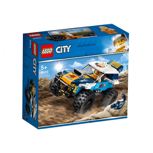 LEGO City, Mașina de raliu din desert 60218