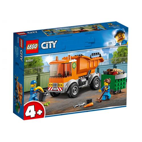 LEGO City, Camion pentru gunoi 60220
