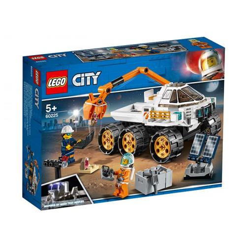 LEGO City, Cursa de testare pentru Rover 60225