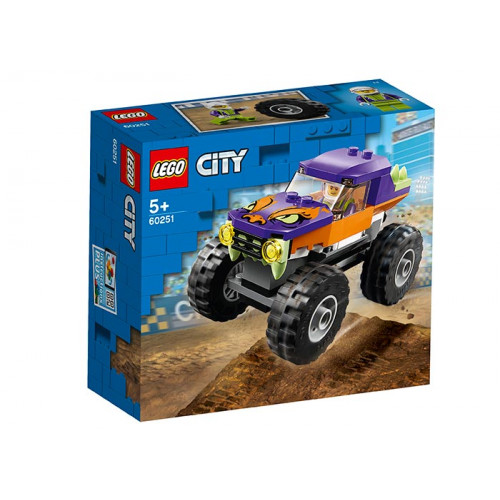 LEGO City, Camion gigant 60251