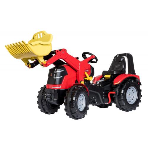 651016 - Tractor cu pedale Rolly Toys, rollyX-Trac Premium, cutie de viteze