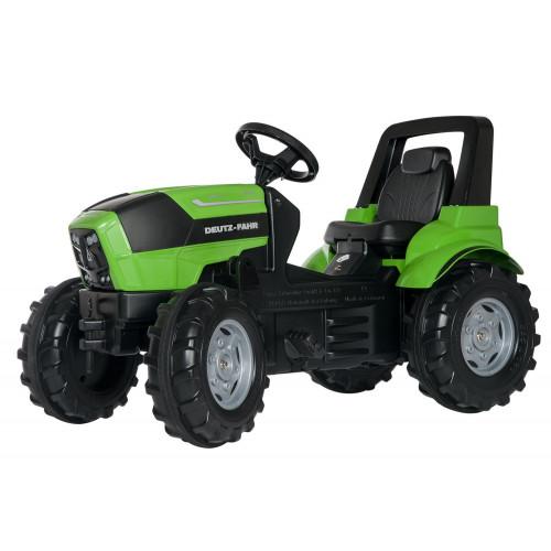 700035 - Tractor cu pedale Rolly Toys, Deutz-Fahr Agrotron 7250 TTV